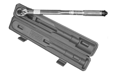 "JCM 905 1/2"" Drive Torque Wrench"