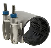 JCM 131 All Stainless Steel Universal Clamp Couplings