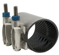JCM 151 All Stainless Steel Gas Repair Clamps