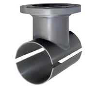 PipeManProducts.com - JCM 416 Fabricated Carbon Steel Weld on Tapping Outlets
