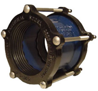 PipeManProducts.com 3506 Cast Coupling