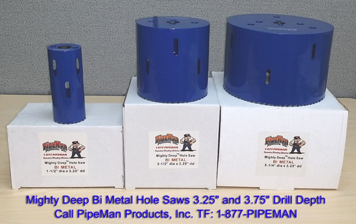 Mighty Deep Holesaws