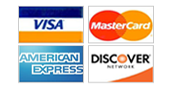 Accepted forms of Payment Visa, Mastercard, American Express, Discover Card