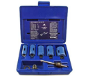 Blu-Mol Hole Saw Kits