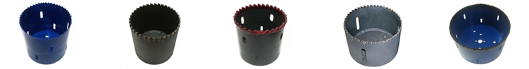hole saws - pipemanproducts.com