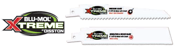 Blu-Mol Xtreme Reciprocating Saw Blades