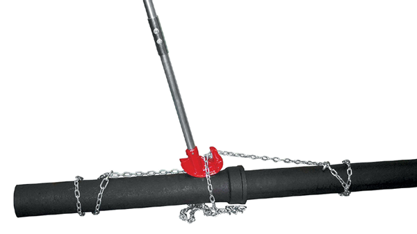 sc 1 st  PipeMan Products & Wheeler Rex Pipe Puller #4012