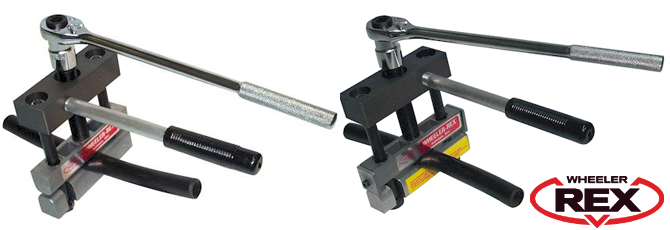 PipeManProducts.com Wheeler Rex Shut off Tool for Plastic Pipe